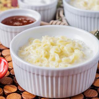 Milchnudeln (German Milk Noodles).