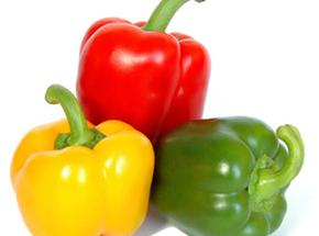 This is what paprika / pepper looks like - for me ;)