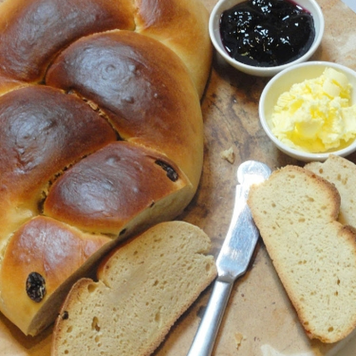 Challah | Kitka | Braided Bread Recipe