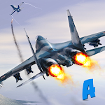 Jet Fighter Flight Simulator Icon
