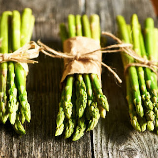 Pan Sautéed Asparagus with Garlic