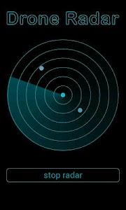 Drone Radar Simulation screenshot 2
