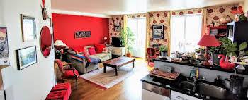 Appartement 2 pièces 57,41 m2