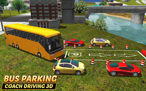 Bus Parking - Drive simulator 2017 1.0.3 screenshots 6