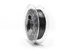 Fillamentum Black Flexfill 98A Filament - 1.75mm (0.5kg)