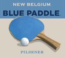 Logo of New Belgium Blue Paddle