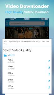 mp4 video downloader – free video downloader Apk  Download For Android 6