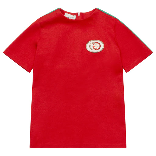 Primary image of Gucci Baby Girl Tunic Top