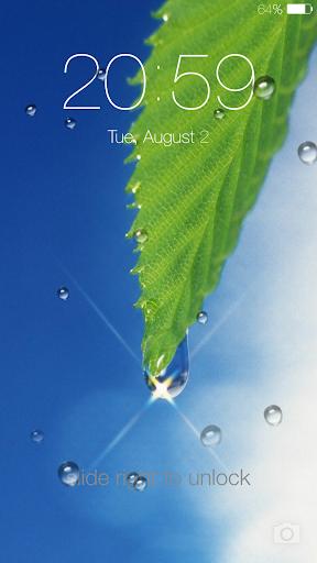 Lock screen(live wallpaper) 4.8.7 screenshots 6