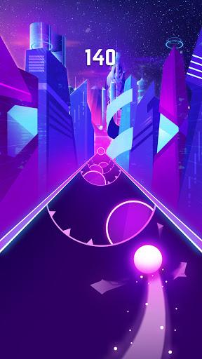 Beat Roller - Music ball race 1.36 Screenshots 2