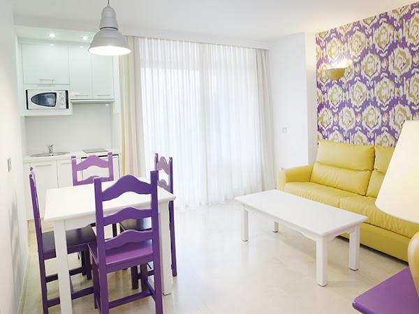 MS Aguamarina Suites ****</br><p style=