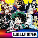 My Hero Academia Wallpaper - Boku No Hero HD 2020 icon