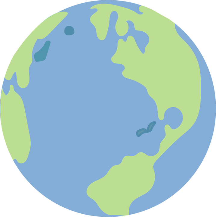 Free vector graphic: Global, Earth, World, Map, Globe - Free Image ...