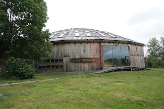 Photo: Gamla Uppsala. Gamla Uppsala socken, Uppsala kommun, Uppland. 20140716. Museet. © Sven Olsson (e-post: kosmografiska@gmail.com)