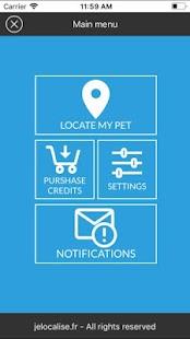 Pet Tracker by jelocalise.fr - náhled