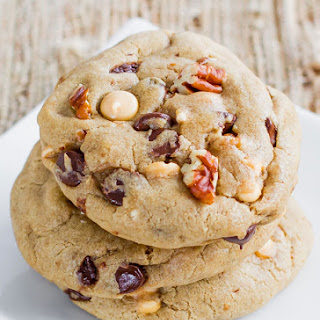 The Perfect Butterscotch, Chocolate and Pecan Cookies