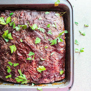 Classic Meatloaf with a Red Wine-Tomato Glaze.