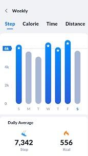 Step Tracker APK – Pedometer Free & Calorie Tracker 3