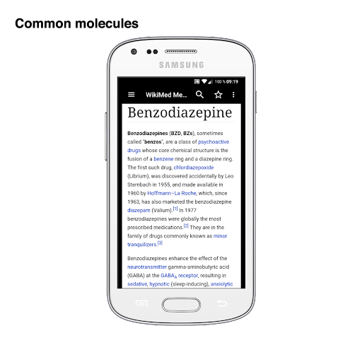 WikiMed mini - Offline Medical Wikipedia 2020-03 screenshots 2
