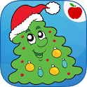 Christmas Games Shape Puzzles icon