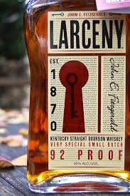 Logo for Larceny