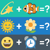 Emoji Combine - free word guessing games