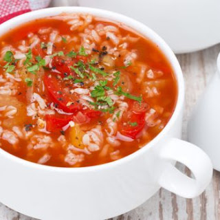 Chicken And Rice Soup With Tomato Paste Recipes