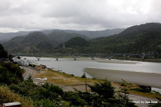 Photo: (Year 2) Day 356 - The Bridge in to Gold Beach