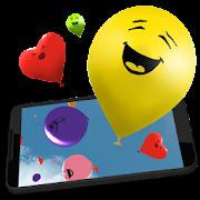 Balloons 3D live wallpaper