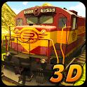 Modern Train Drive Sim 2016 icon