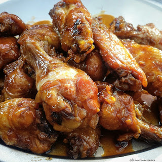 Healthy Chicken Wings Slow Cooker Recipes.