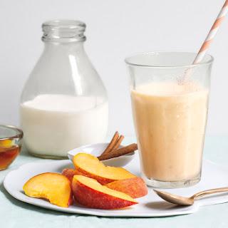 Peaches n' Cream Simply 100 Smoothie