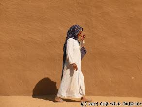 Photo: Súdánská žena / Sudanese woman