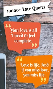 Love Poems & Romantic Quotes - náhled