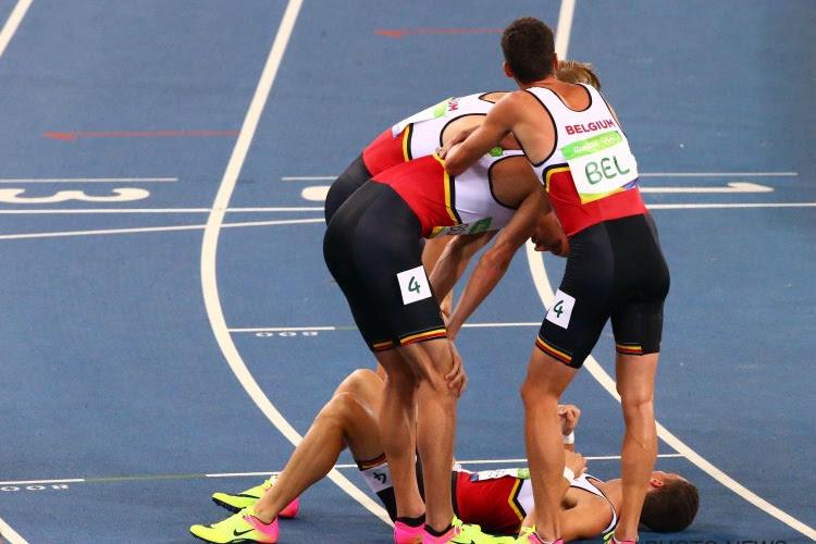 Welke Belgen komen vannacht en morgen in actie op de Olympische Spelen? Belgian Tornados werken hun reeks af op de 4x400 meter, ook baanwielrennen met Jolien D'hoore en Lotte Kopecky