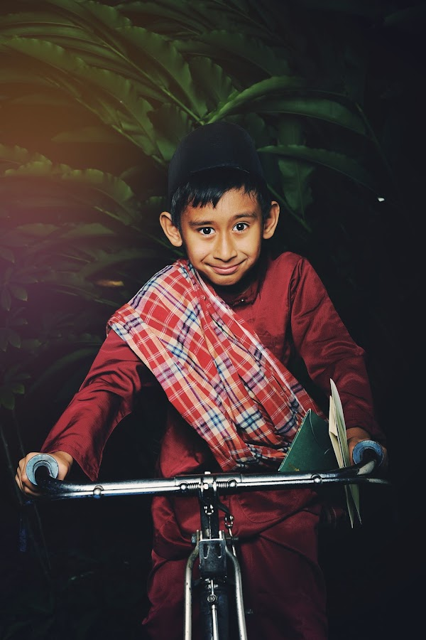 Eid Mubarak by Syafizul  Abdullah - Babies & Children Children Candids