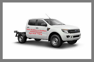 Ford Ranger Base 4x4 MT Chassis