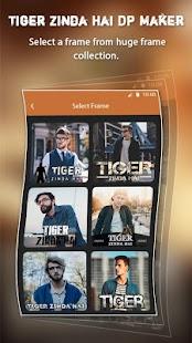 Tiger Zinda Hai DP Maker - náhled