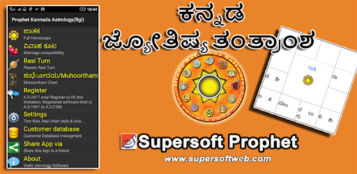 Horoscope Kannada Subscribe (Supersoft Prophet) - Apps on