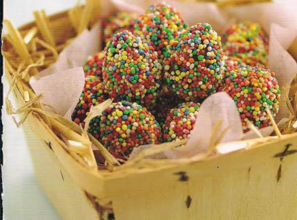 Easter Eggs With Sprinkles Recipe