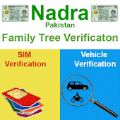 Nadra Family Tree Verification