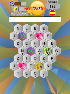 HexaWords- screenshot thumbnail