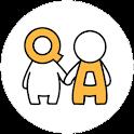 Q&A 다이어리 icon