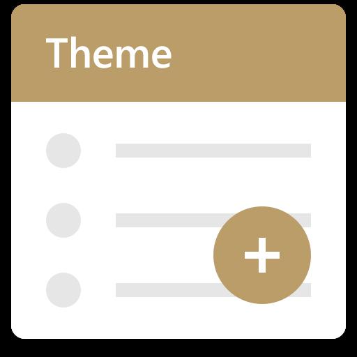 Theme — Gold