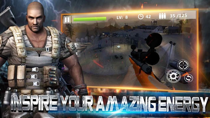 Modern Sniper Combat - screenshot