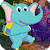 Best Escape Games 145 Joyful Baby Elephant Rescue file APK Free for PC, smart TV Download