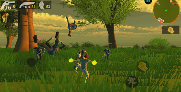 Hopeless Forest : Action games 2020 Screenshot