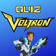 Quiz Voltron. Guess the character of Voltron