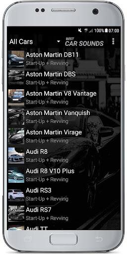 BEST CAR SOUNDS 🚘 1.0.4 screenshots 1