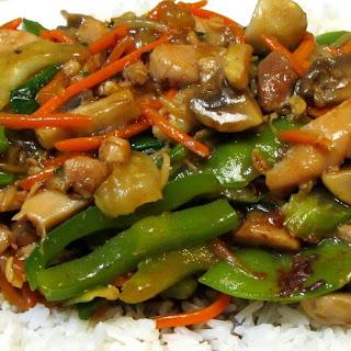 Chop Suey Recipe - Chicken Chop Suey
